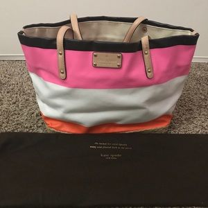 Authentic Kate Spade Summer Tote